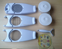 Triple Sized Fruit and Vegetable Tools Cutter/ Chopper