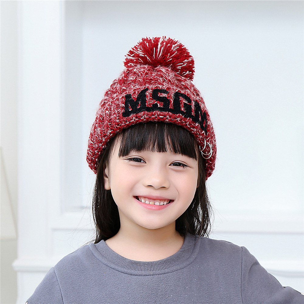 Factory Supplier knitted hat with pom With the Best Quality
