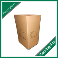 COLORED FOLDING CUSTOM PRINTED REFRIGERATOR PACKING BOX