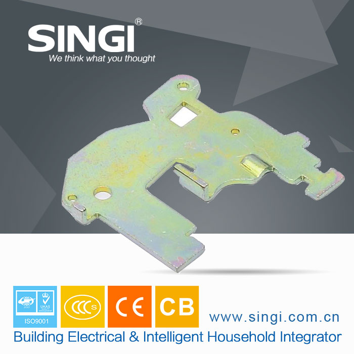 High precision customized metal stamping parts for low voltage electrical products