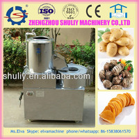 Low factory price potato washer peeler and cutter