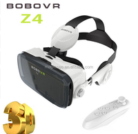 Bobovr Z4 Pro Z4 mini 3D Glasses Virtual Reality Goggles Headphones Gear Bobo VR Z4 mini VR Box 2.0 for Smartphone 4.0-6.0 inch