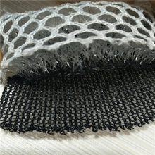 Hexagonal 3d spacer mesh fabric from China