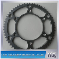 Cnc aluminum motorcycle sprocket
