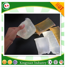 Polyurethane resin structure hot melt glue for baby diaper hot melt adhesive