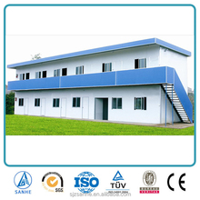 Best Performance Commercial Rainproof Steel Built Modular Homes
