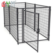 Metal Iron Pet Cage / Welded Wire Mesh Dog Cage / Carrier Cat Pet Bird Cage
