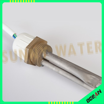 good quality electric heaters for solar water heaters with screw