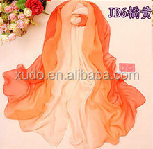 New arrival and fashion scarf factory china for women