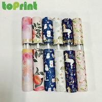 HOT NEW eco-friendly custom label printed paper outer tube packaging for mascara and lip gloss glass bottle