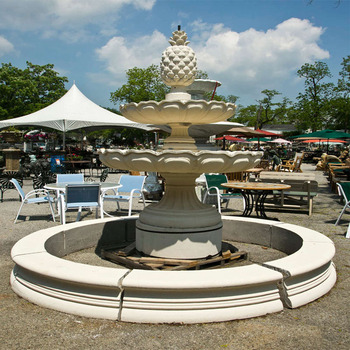 public square water fountain features cast stone fountains for sale