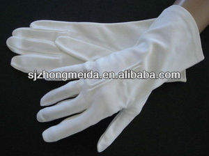 white gloves for military parade