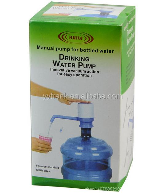 manual hand water pump fk p5a for 5l bottle buy plastic. Black Bedroom Furniture Sets. Home Design Ideas