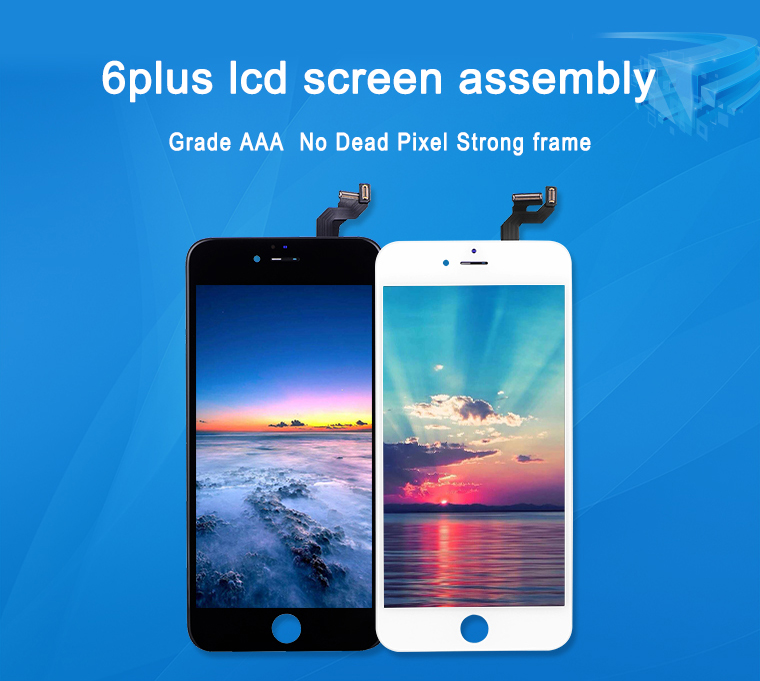 Brand new wholesale for iphone 6s plus digitizer lcd screen accept PayPal