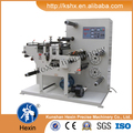 high speed automatic slitting & rotary die cutting machine
