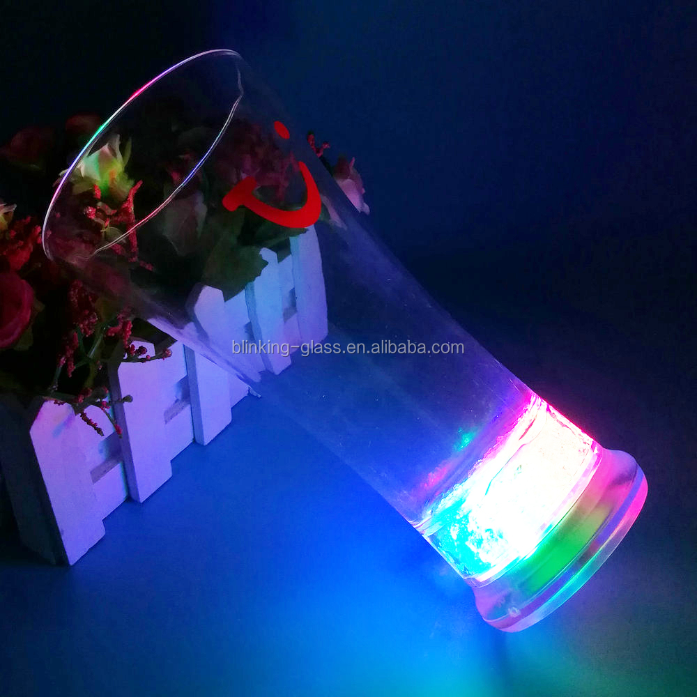 LED Blinking Cups
