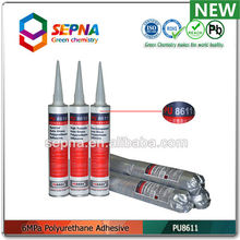 PU8611 Good popular metal roof skylight adhesive sealant with good price