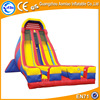 Cool design jumbo water slide inflatable, 2015 hot sale cheap inflatable slide