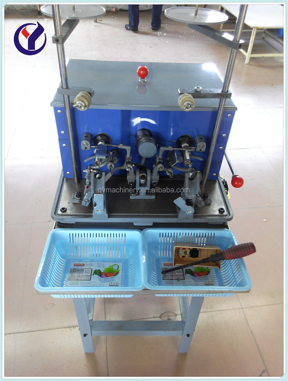 automatic winder machine