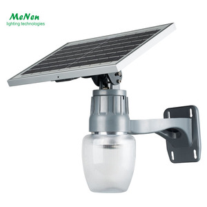 led solar street lighting low voltage 60w