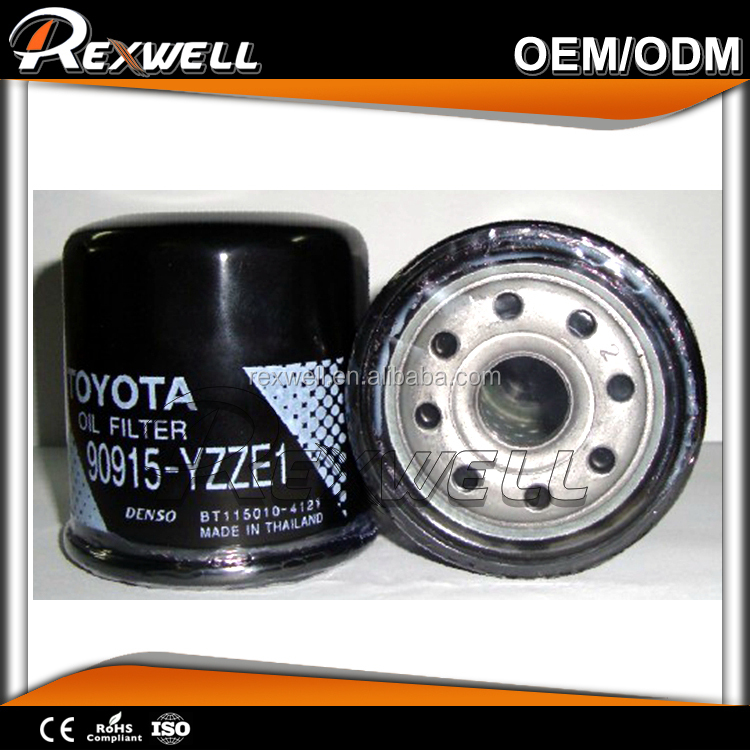 90915-YZZE1 Wholesale Japanese car oil filter,element kit for toyota