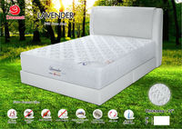 12 inch Pocket Spring Mattress with Foam Block (Extra Coconut Fiber) - Malaysia