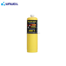 High Quality Mapp Gas 99.9% Purity 16Oz/453.6G for Welding N Cutting