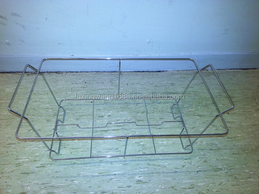 Buffet chafer food warming wire racks