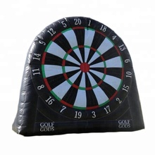 Safe Inflatable Dart Game Board