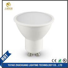 Wholesale 2years warranty led track spotlight 3w dimmable Gu10 GU5.3 aluminum 5w cob led spotlight