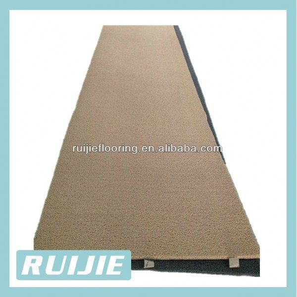 hot sale pvc waterproof pvc coir mat pvc floor mat roll