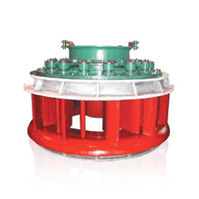 Small Kaplan Vertical Water Turbine Price / Micro or Mini Water Turbine Distributor