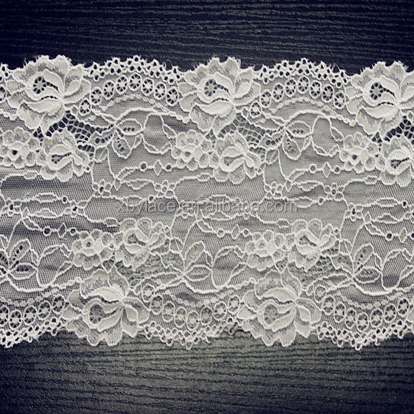 Stretch Lace Ribbon