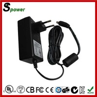 Wall Mount 12V 3A Power Adaptor 36W with CE, UL, PSE, KC Approval