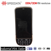 4G Sim Card Android Smart Card Reader Writer 13.56Mhz RFID Reader Long Range for Car Parking System