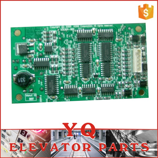 Kone elevator group control board KM802870G02