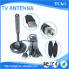 high gain 35DB super power uhf vhf tv indoor antenna with amplified