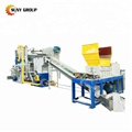 Waste electronics PCB recycling plant