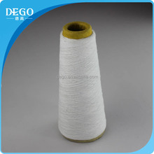 24 hours production super quality polyester cotton yarn socks knitting, recycled socks cotton yarn