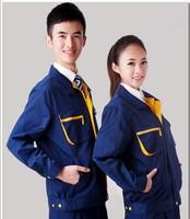 Ladies/Men Nylon 2 Piece Workwear Overalls From Uniform Factory
