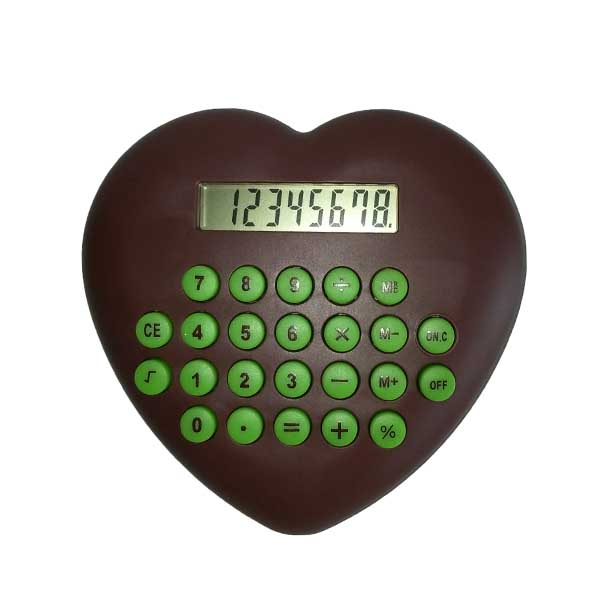 Heart shape calculator 8 digit