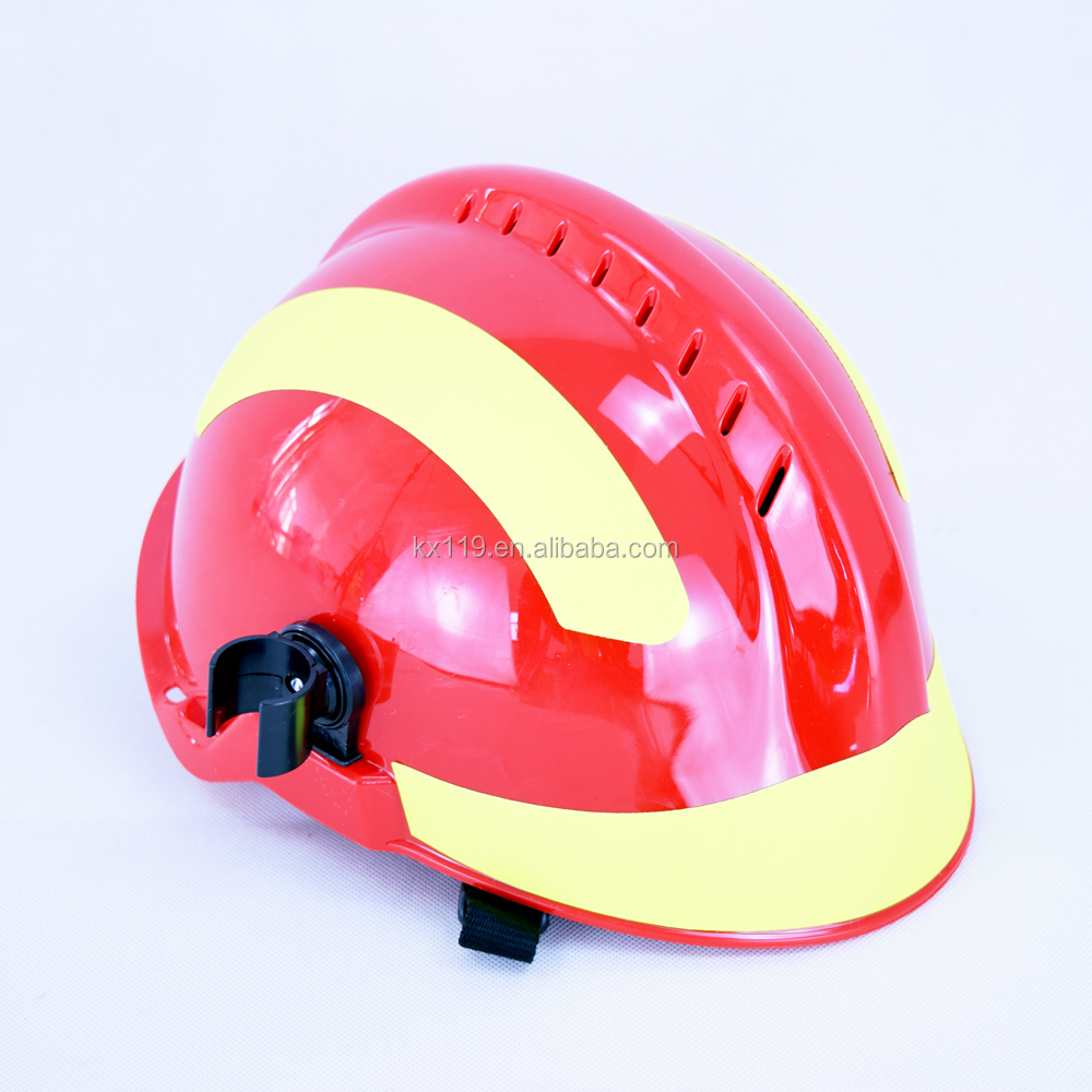 2016 New Product Hight Quality Factory Direct Fire Rescue F2 Helmet for firefighters