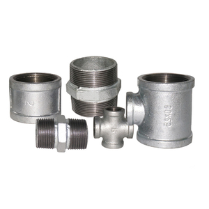 galvanized pipe fittings/jic hydraulics fittings