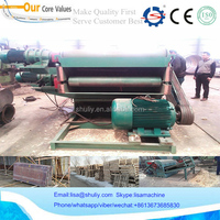 Wood pallet crusher/waste pallet shredder machine/nail wooden pallet crusher machine 008613673685830