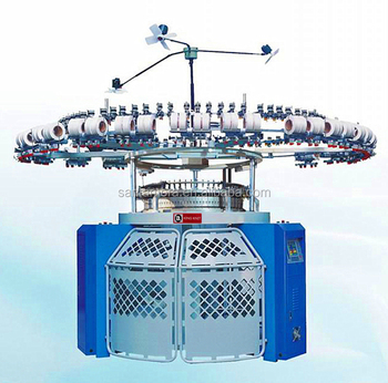 Small Diameter Single Jersey Circular Knitting Machine Price