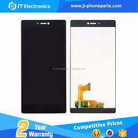 2015 New products for huawei ascend p8 lcd screen display+touch digitizer assembly