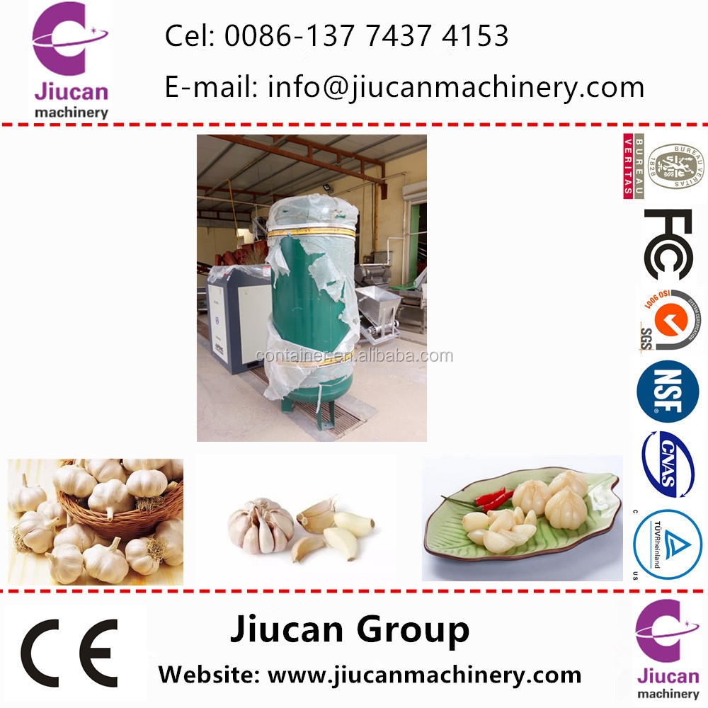 dry garlic peeling machine price of garlic peeling machine