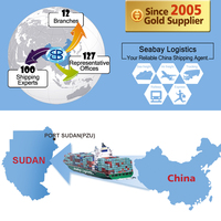 Cheap Sea Freight Ocean Container Shipping