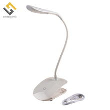 Touch bedside portable read usb charging port wireless cordless led desk lamp table light