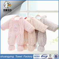Cute baby clothes cotton baby animals color baby rompers